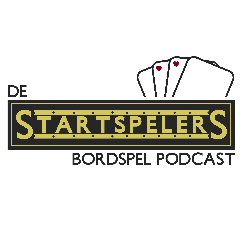 De Startspelers - Bordspel Podcast logo