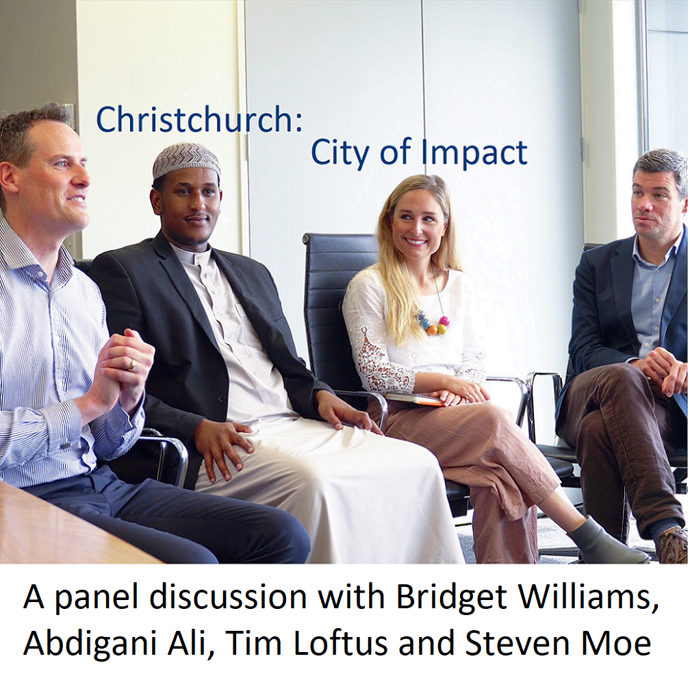 Artwork for Christchurch: City of Impact