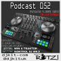 Artwork for DJKit.com Podcast 052 - Traktor Kontrol S4 MK3 FB Live Stream
