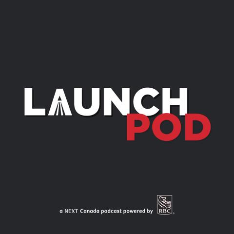 LaunchPod show art