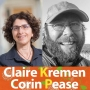 Artwork for 120 – Claire Kremen and Corin Pease – New to the PNW