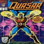 Artwork for Journey Into Mystery Part 4 (Quasar #16): Quantum Zone Episode #45
