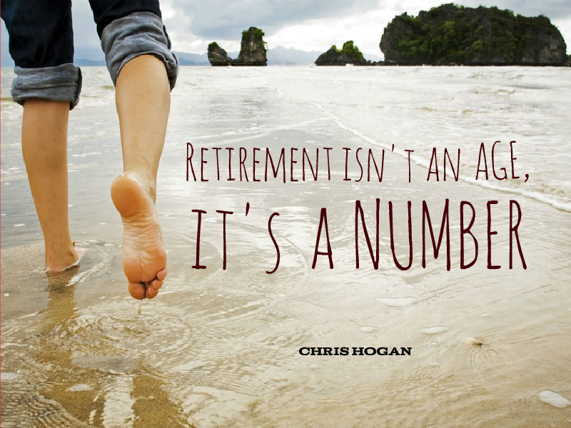 """You Can Retire INSPIRED"" with Chris Hogan"