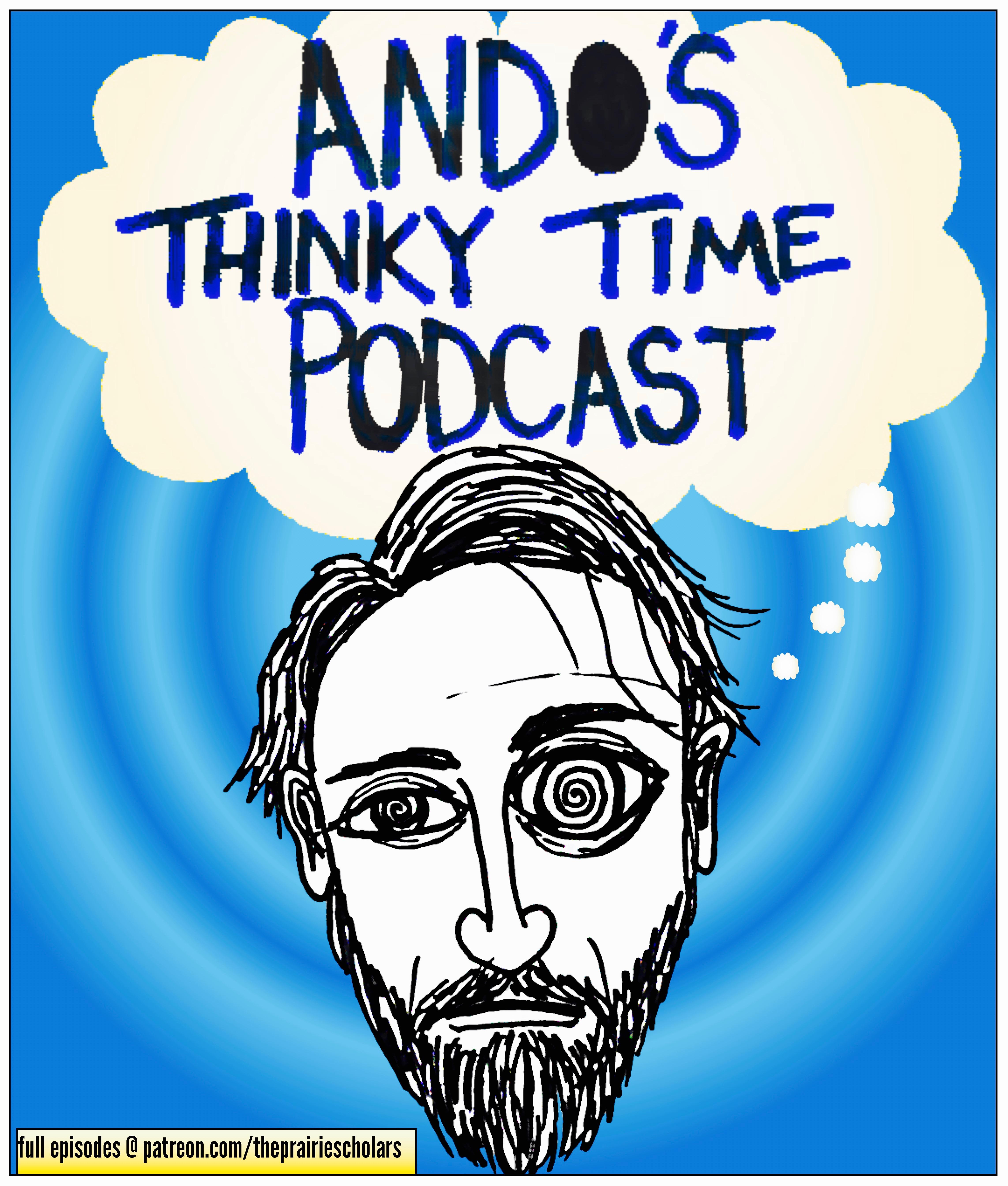 ANDO   All Original Art by Andy Eppler aka ANDO   Podcasts