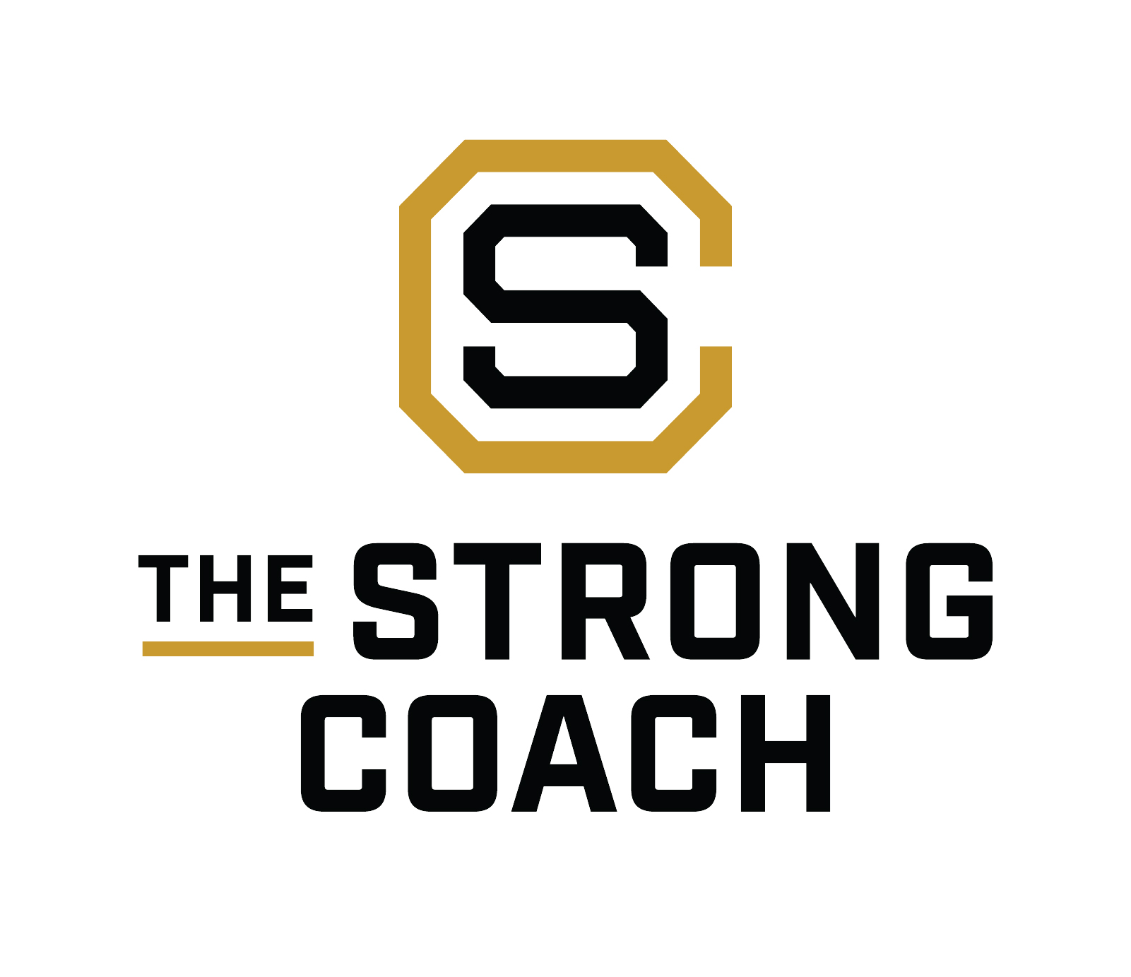 The Strong Coach Podcast show art