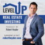 Artwork for EP #15: Successfully Pivot in the Market Downturn - High Level Dispo Strategies | Real Estate