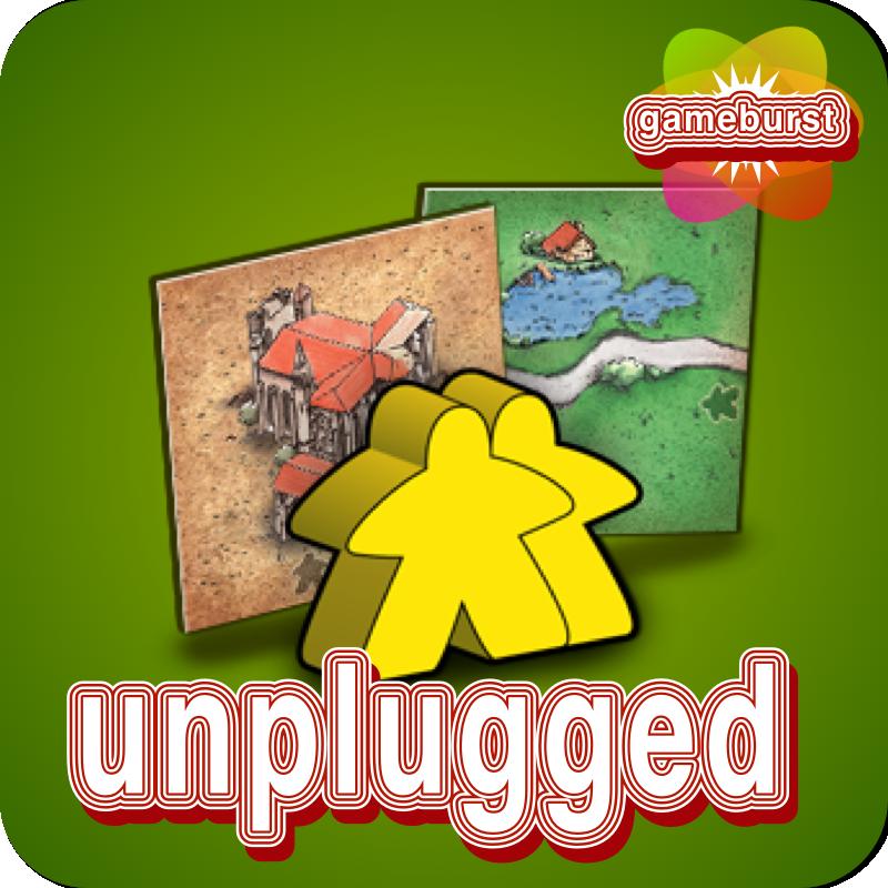 GameBurst Unplugged - Carcassonne