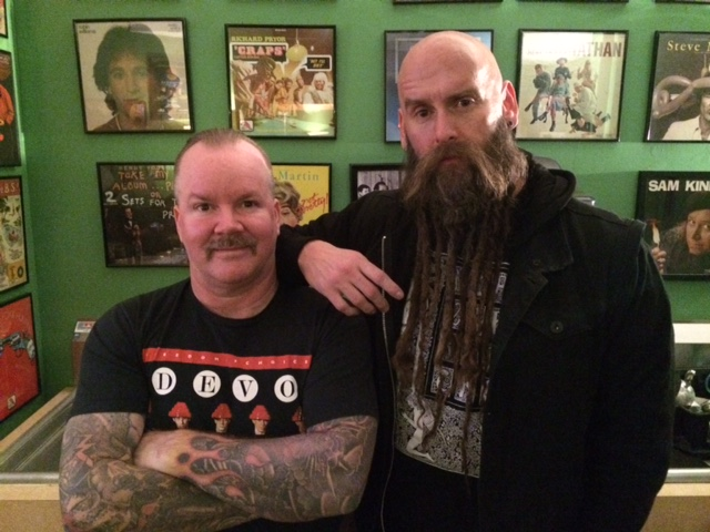 #216:Chris Kael/Five Finger Death Punch