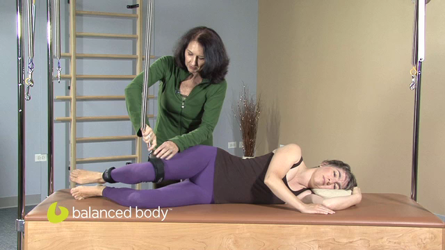 Artwork for Pilates for Rehabilitation : E15 : Adductor Strengthening and Balancing