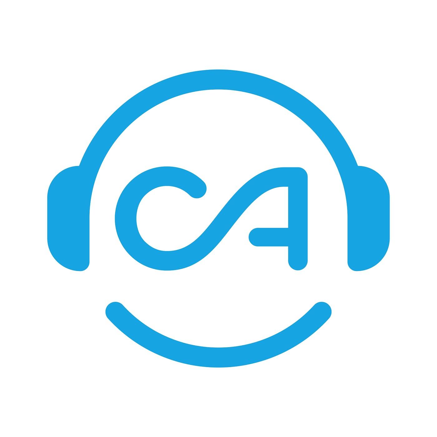 CA Podcast show art
