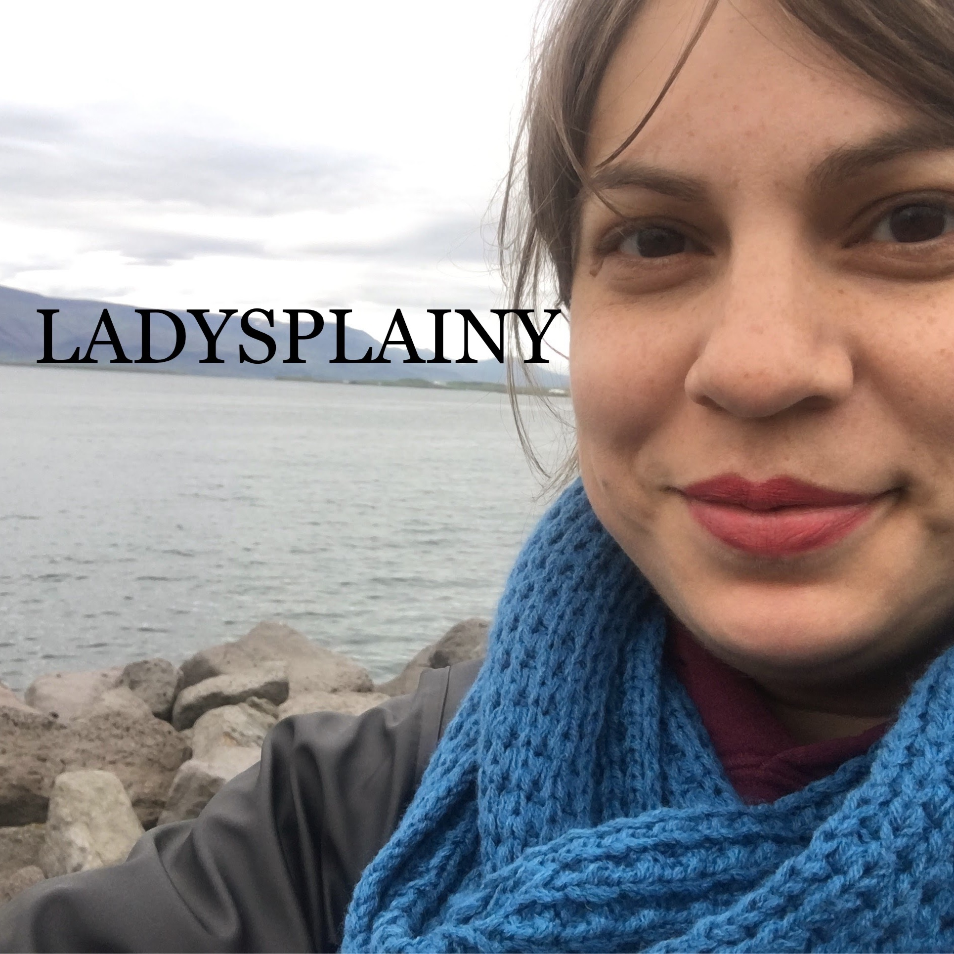 Artwork for Ladysplainy Chats with Writer Meredith Goldstein, Part 1
