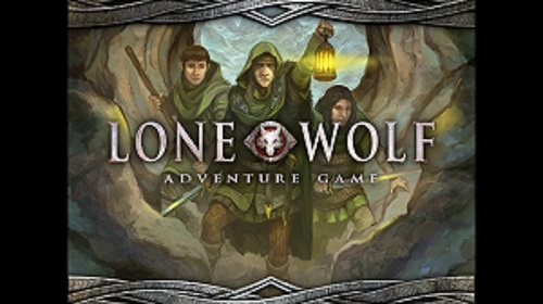 75: Lone Wolf Adventure Game Quickfire