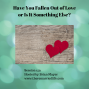 Artwork for 159: Have You Fallen Out of Love or Is It Something Else?