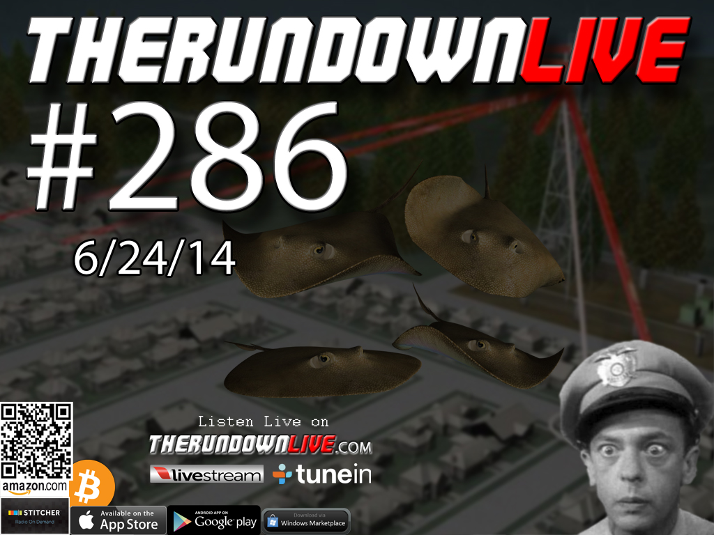 The Rundown Live #286 Open Lines (Technology,Spying,Alternative Media)