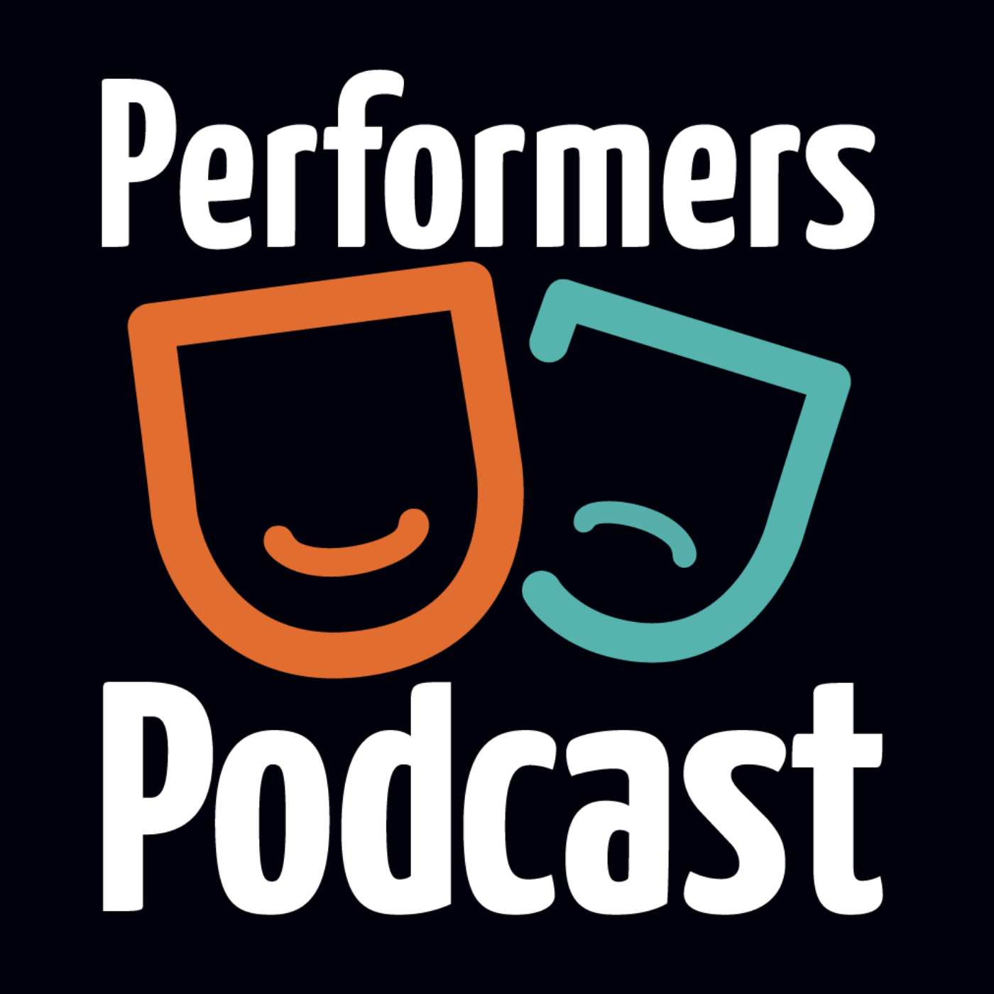 The Performers Podcast show art