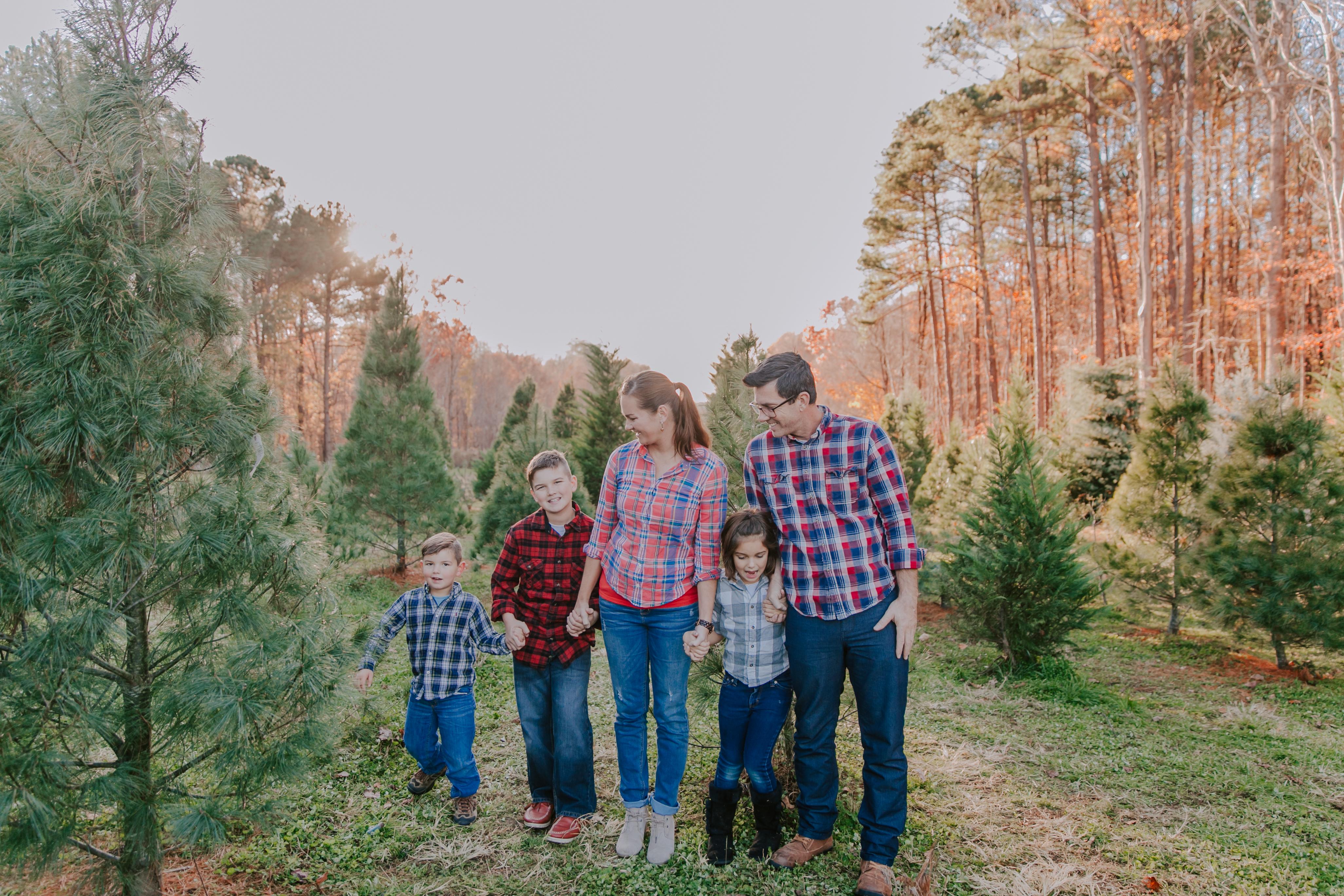 Courtney Hopper Family
