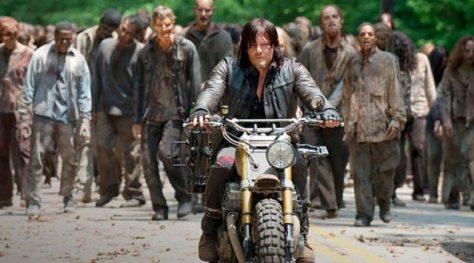 Weekly 10/13/15: Walking Dead Season 6 Premiere