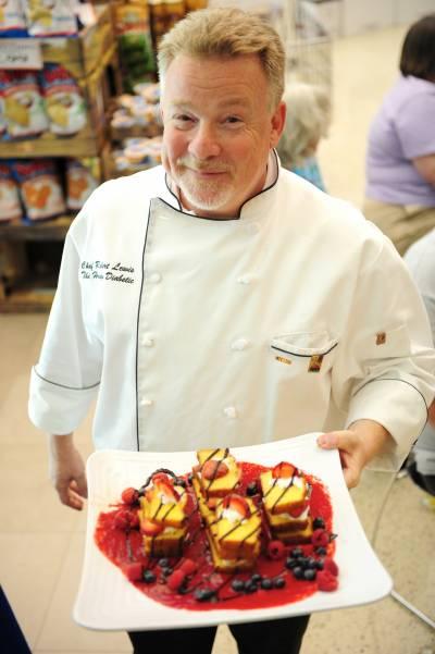 #90 Chef Robert Lewis