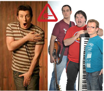 Rove McManus/Axis of Awesome
