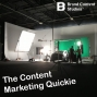 Artwork for Content Marketing Quickie June 11 2019