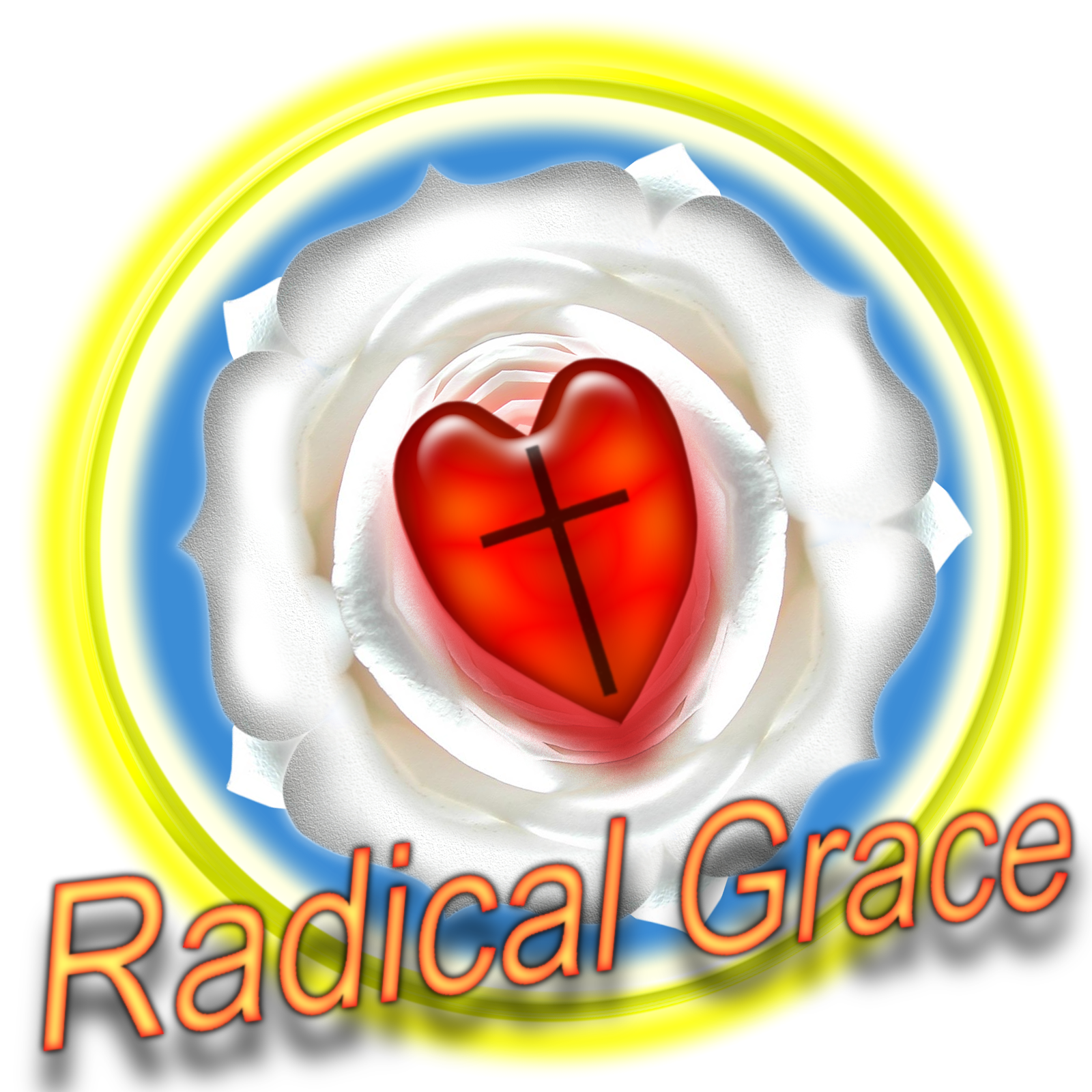 Radical Grace/The Lutheran Difference logo