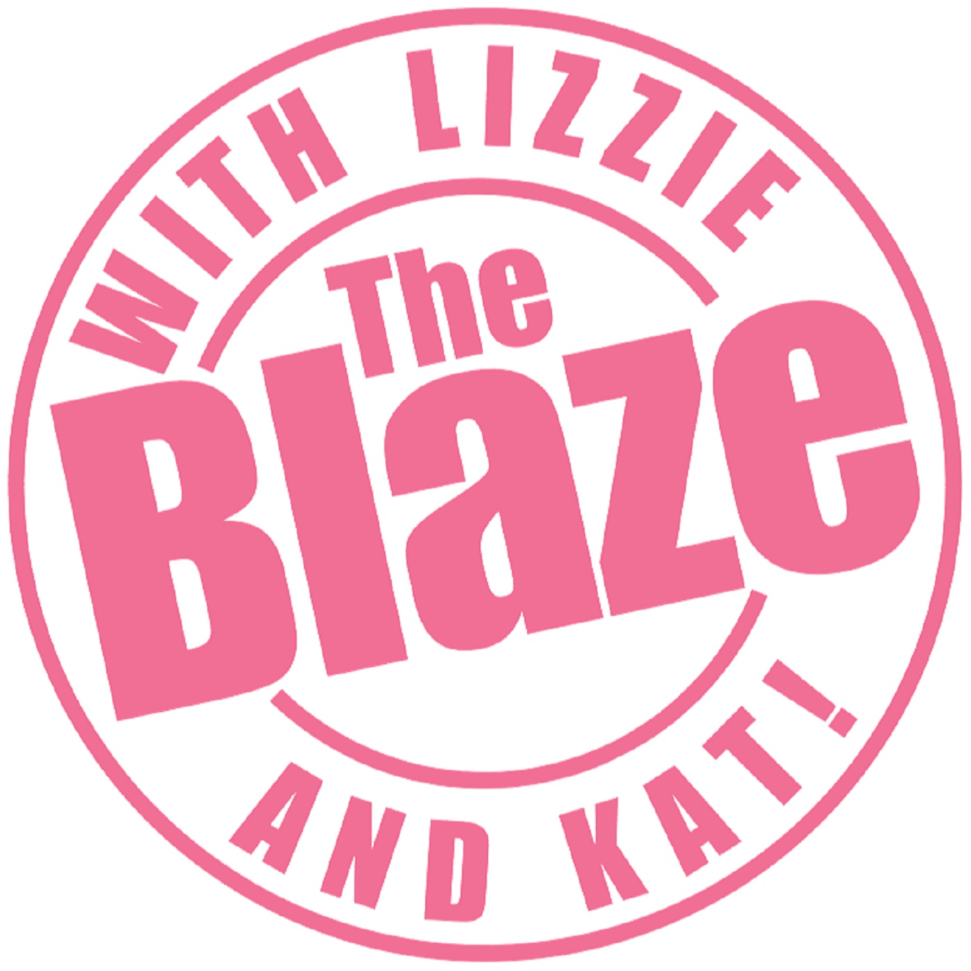 The Blaze with Lizzie and Kat! The Original Beverly Hills 90210 Podcast show art