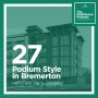 Artwork for Podium Style in Bremerton with Case Study Panelists