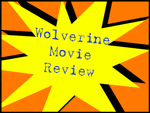 Cammy's Comic Corner - Wolverine Movie Review