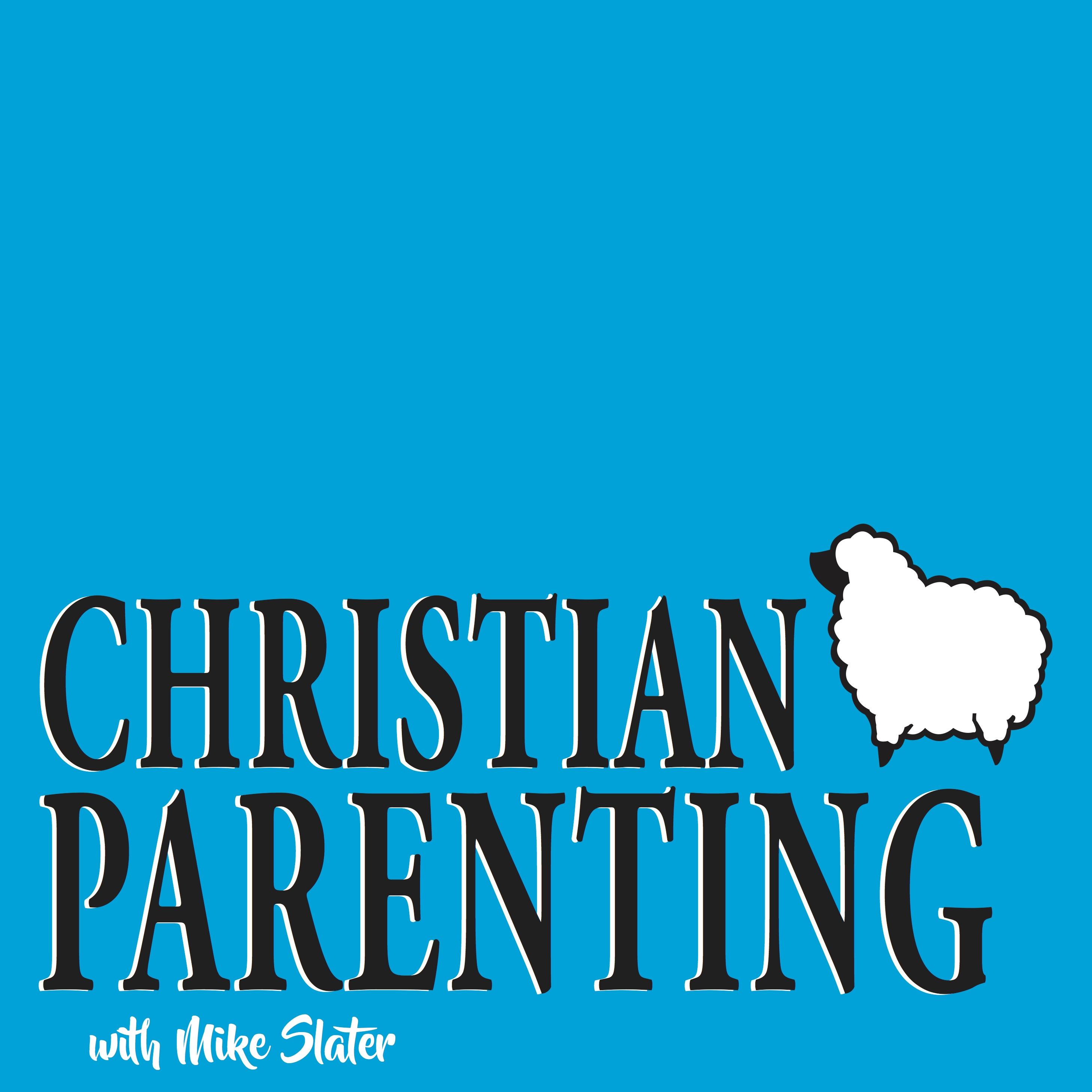 Christian Parenting show art