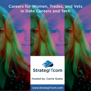Careers for Women, Trades and Veterans in Tech and Data Centers