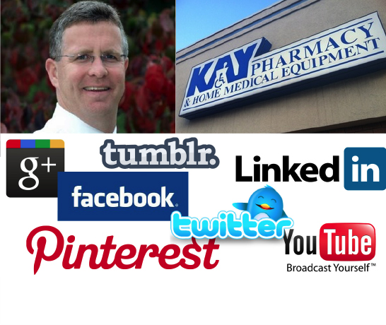 Pharmacy Podcast Episode 89 Social Media in Pharmacy with Mike Koelzer RPh.