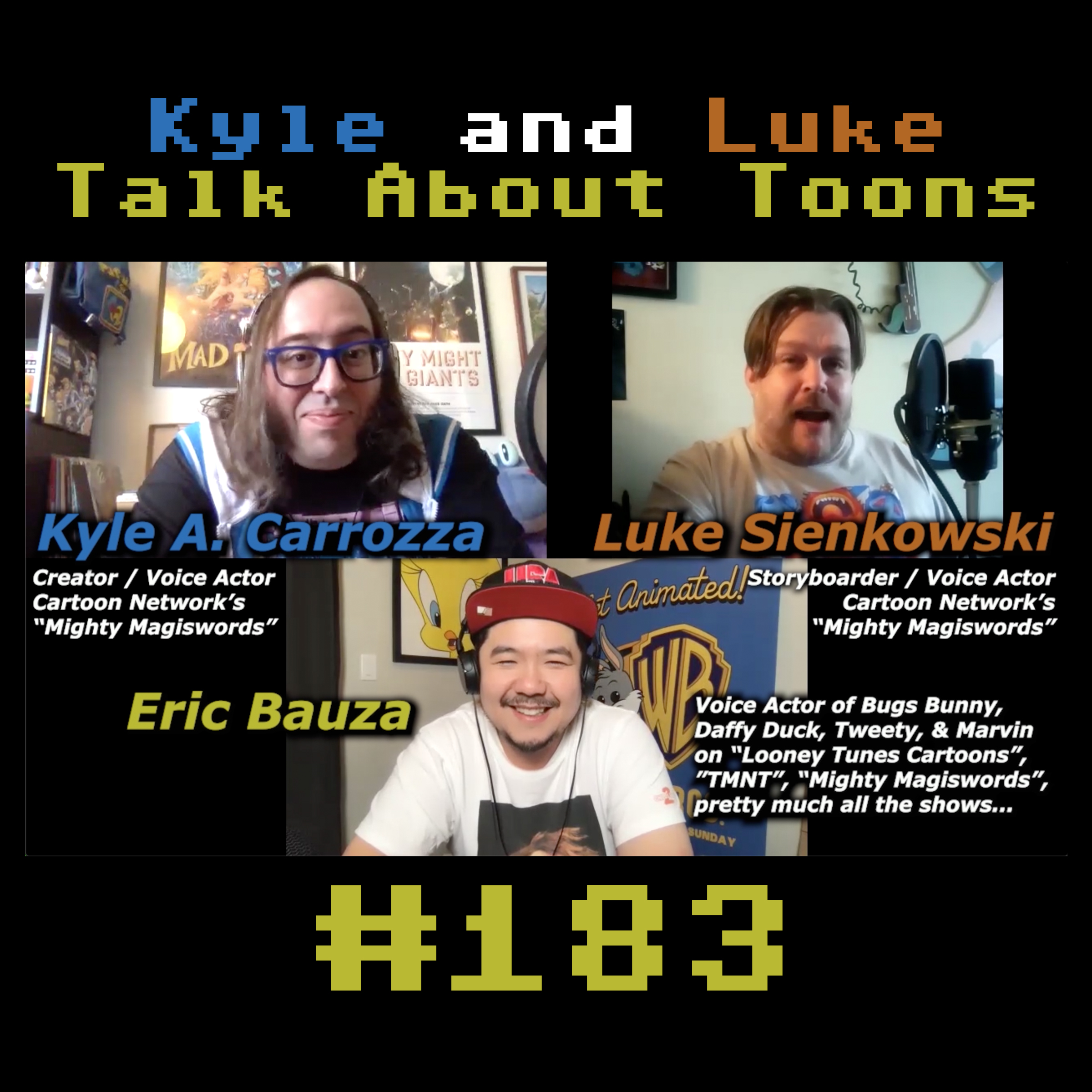 Kyle and Luke Talk About Toons #183: Multiple Daffys