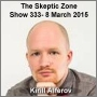 Artwork for The Skeptic Zone #333 - 8.Mar.2015