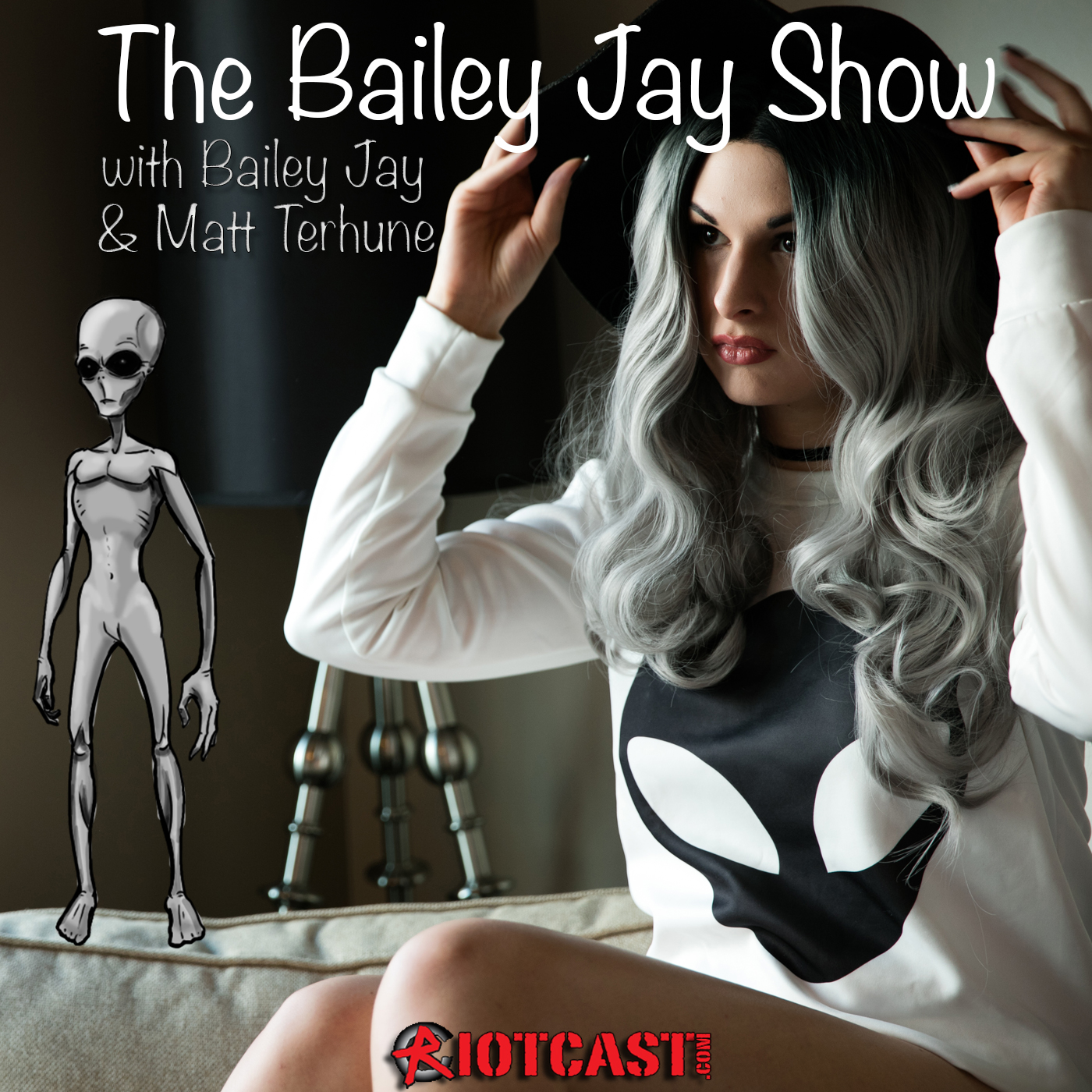 Bailey Jay Show show art