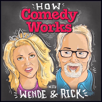 Episode 33: Comedy Works 35th Birthday