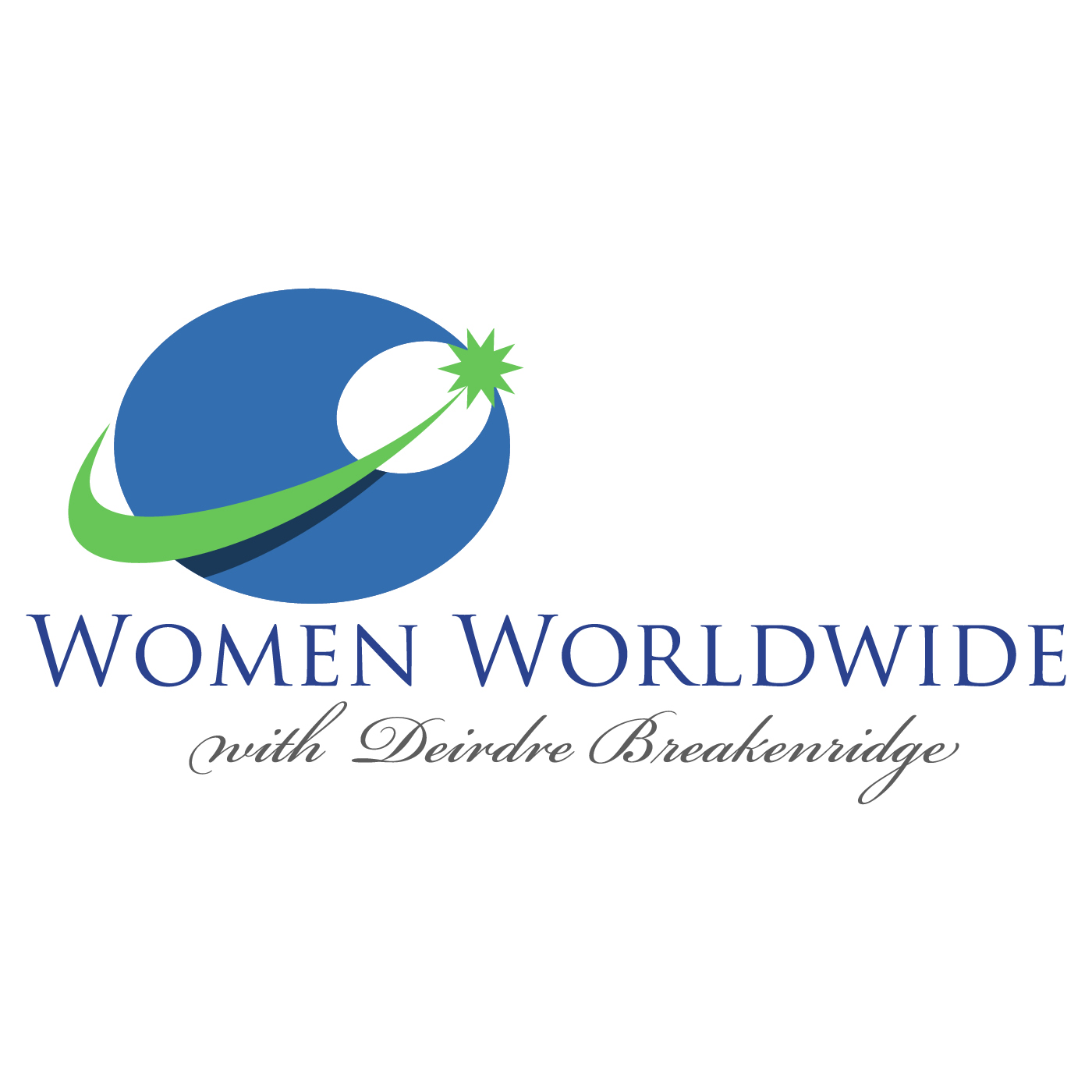 Women Worldwide with Deirdre Breakenridge  show art
