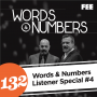 Artwork for Words & Numbers Listener Special #4