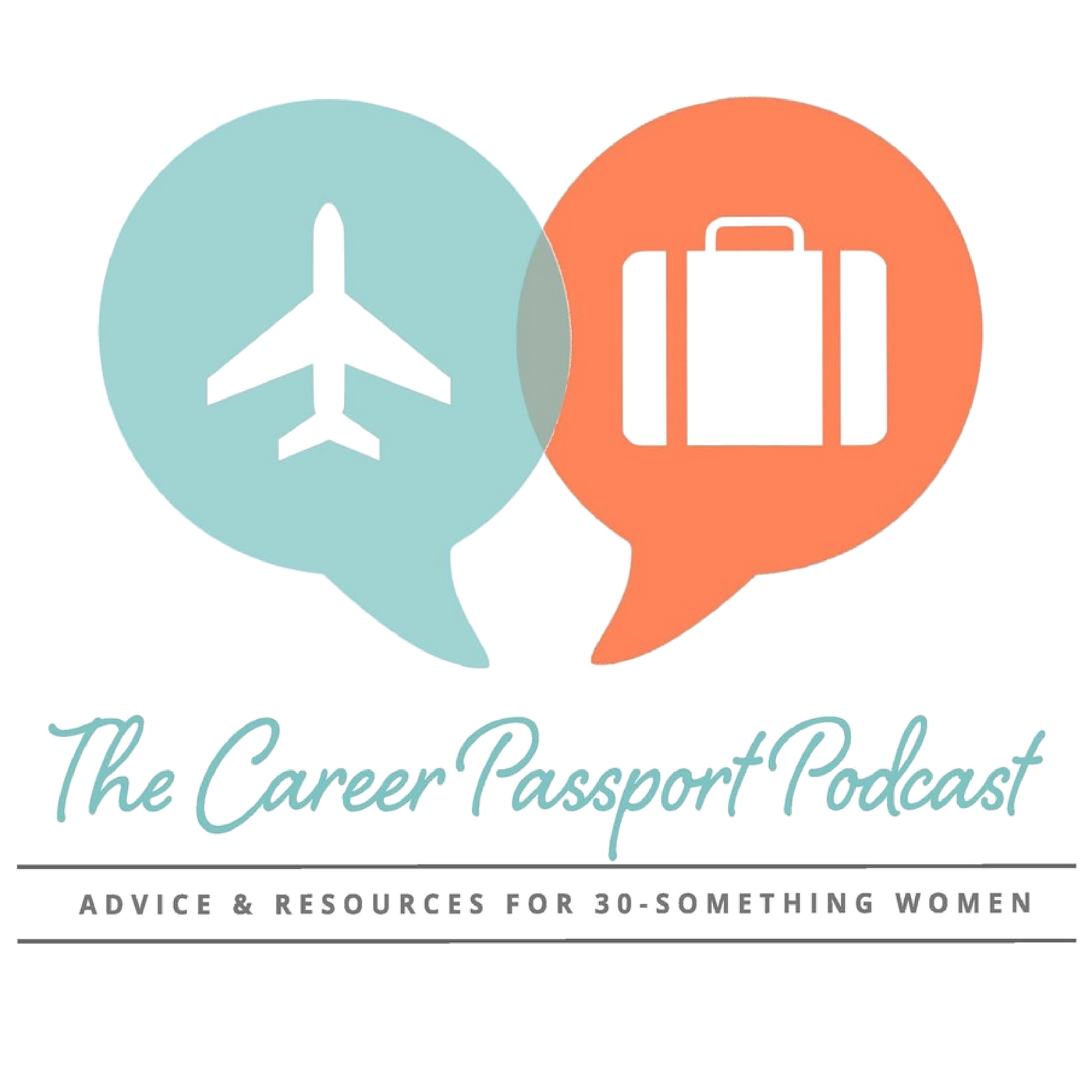 The Career Passport Podcast show art