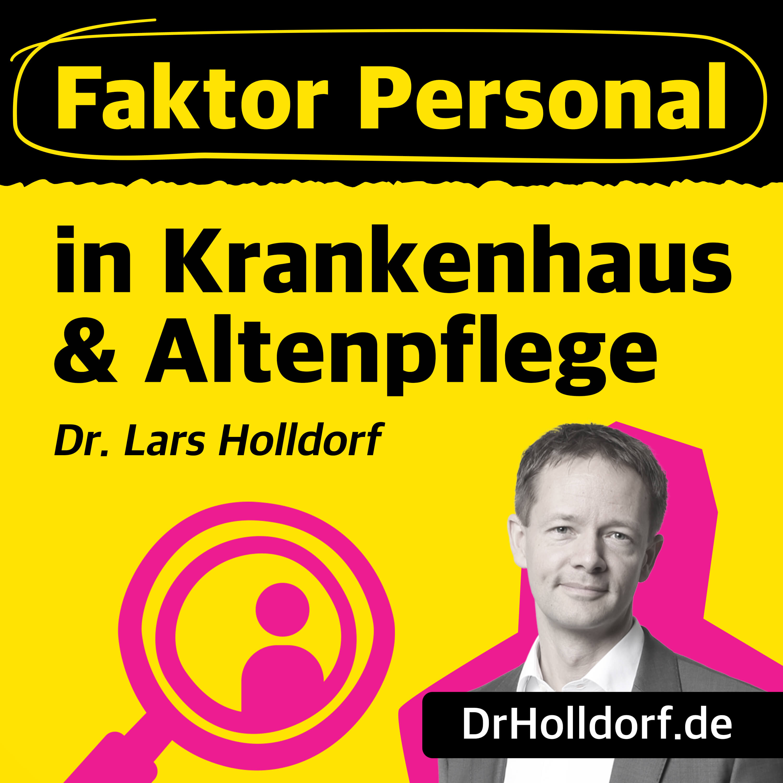 Faktor Personal in Krankenhaus & Altenpflege show art