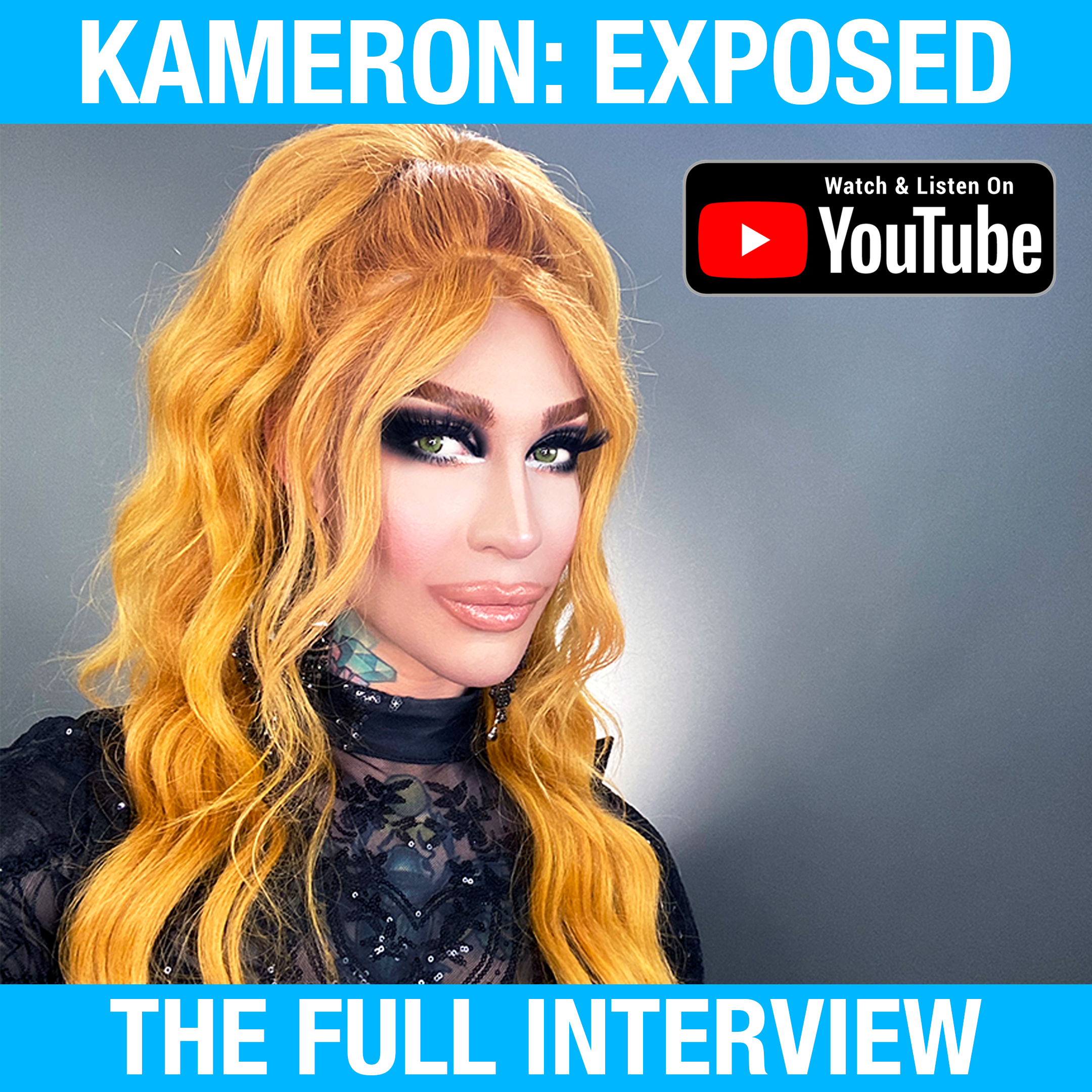 S2E3 - Kameron Michaels: Exposed (The Full Interview)