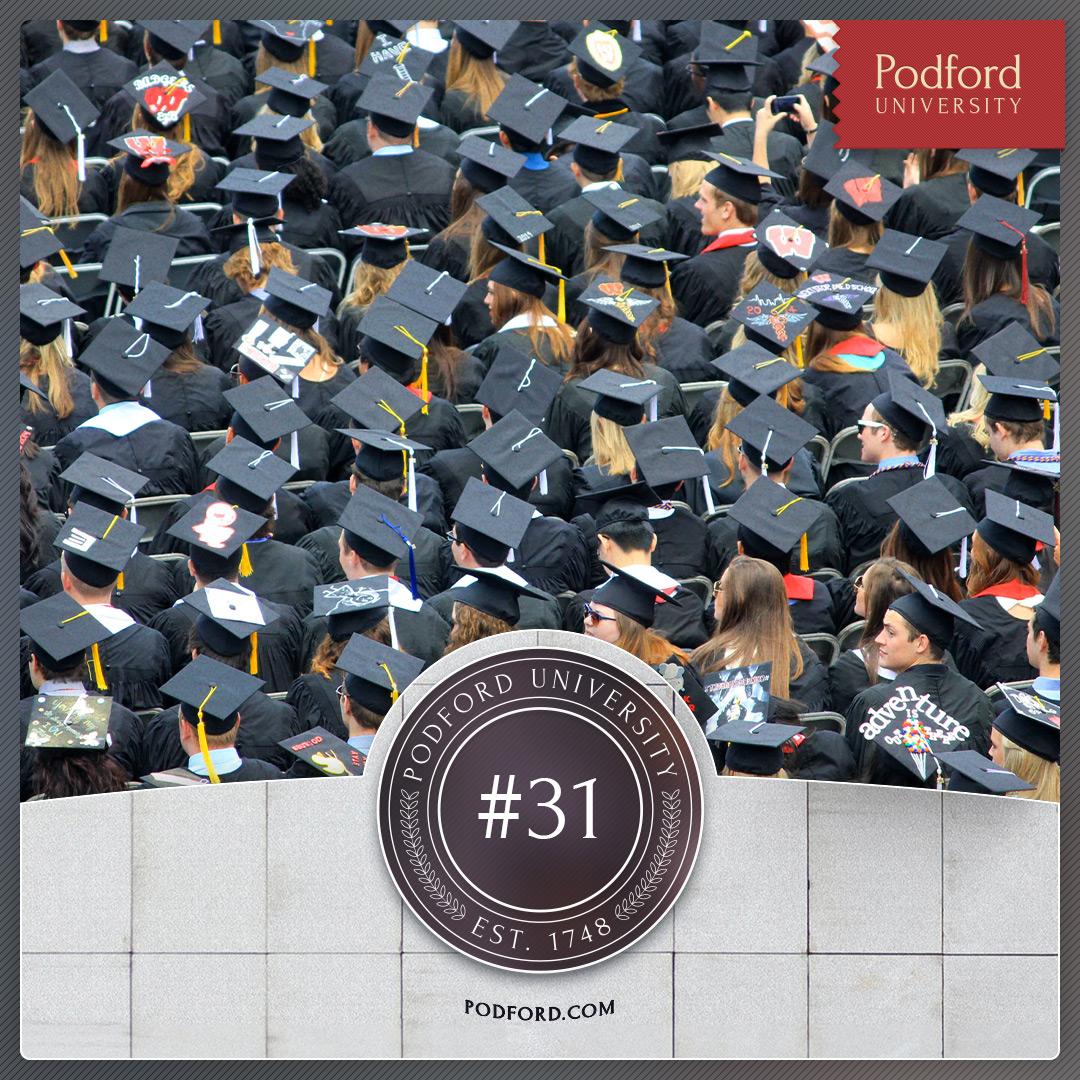 Podford University: 273rd Anniversary & Graduation Ceremony