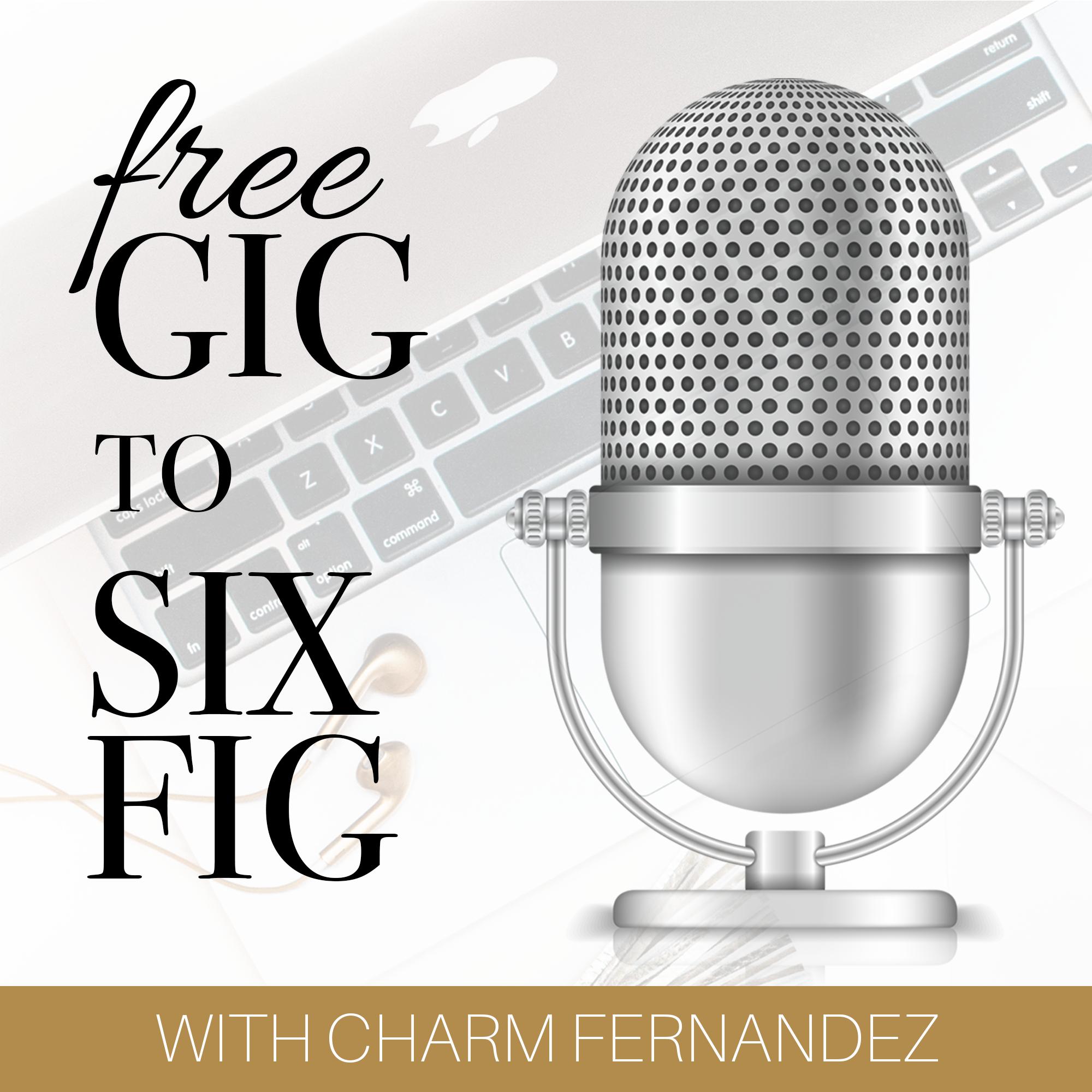 Free Gig to Six Fig show art