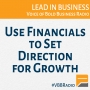 Artwork for Program 180 - Use Financials to Set Direction for Growth