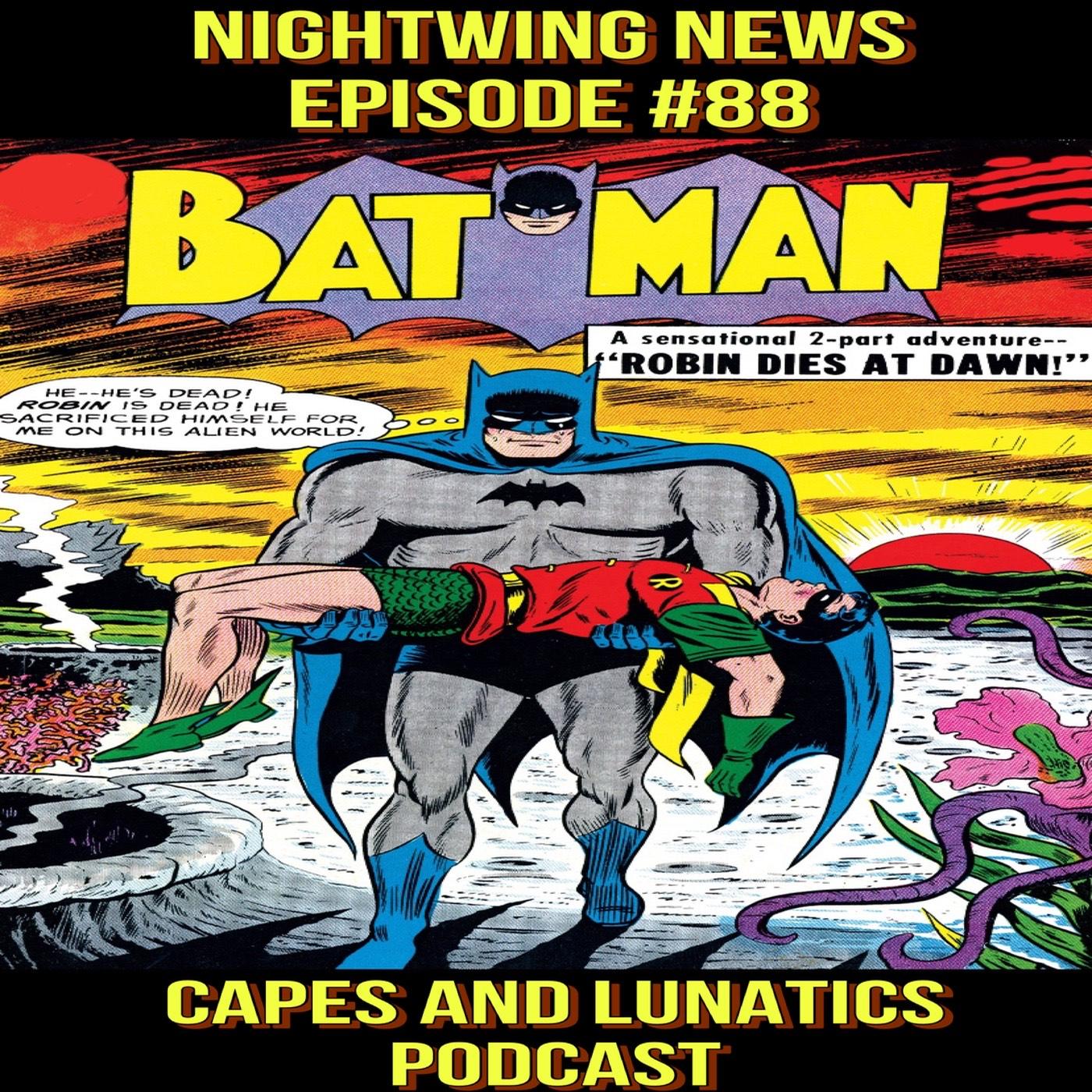 Nightwing News Ep #88: Batman #156