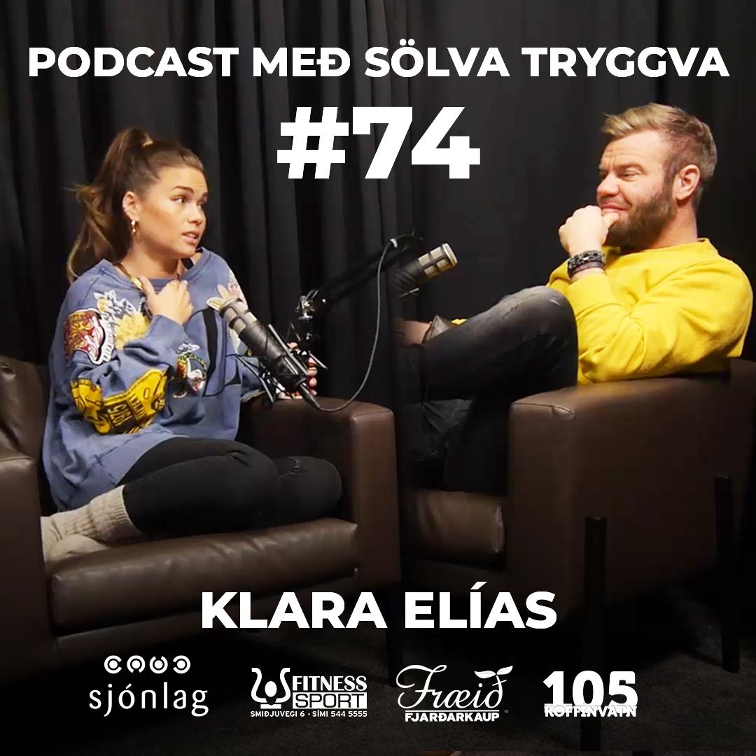 #74 Klara Elías með Sölva Tryggva