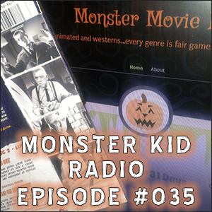 Monster Kid Radio #035 - Rich Chamberlain, Bela Lugosi, and Boris Karloff - Part Two