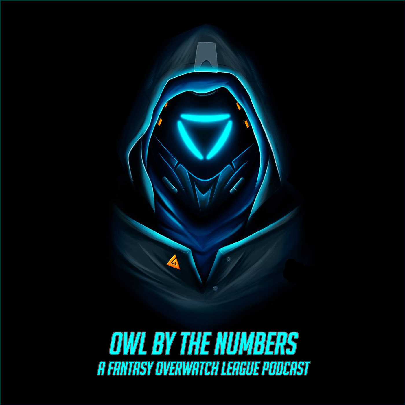 OWL By The Numbers: A Fantasy Overwatch League Podcast show art
