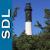 SDL #40: The Lighthouse of Sao Bento do Oeste, Nightfall Riot e Evangelion show art