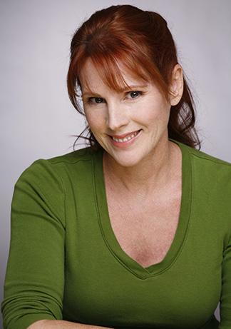 Actress Patricia Tallman