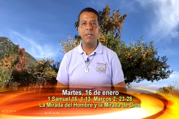 Artwork for Dios te Habla con Oscar Arlés Soto Varona; Tema el hoy: La mirada del hombre y la mirada de Dios